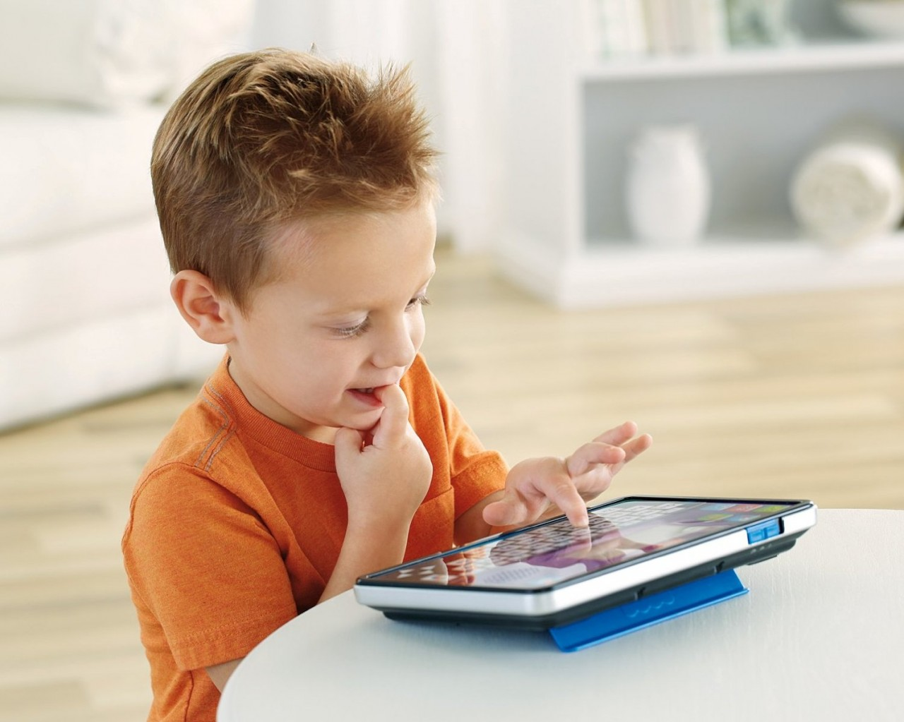 Tablets y salud visual infantil